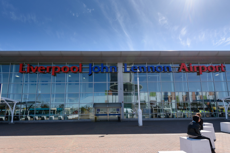 Liverpool Airport is the main airport serving North West England and North Wales.