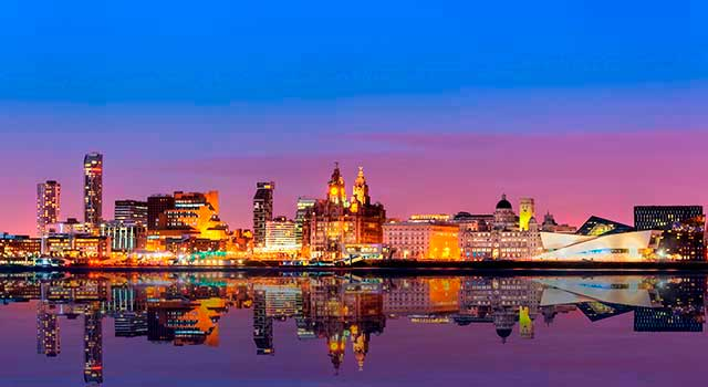 Liverpool John Lennon Airport (LPL) served 4.3 Million passengers in 2015.